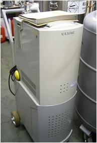 ヘリウムリーク検出器